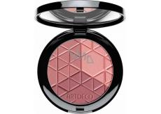 Artdeco Blush Couture tříbarevná tvářenka 33106 12 g