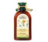 Green Pharmacy Měsíček a Rozmarýnový olej kondicionér pro mastné vlasy 300 ml