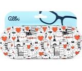 Albi Original Pouzdro na brýle plechové Kočky 15,7 x 6,2 x 3,2 cm