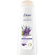 Dove Nourishing Secrets Thickening Ritual objemový šampon na vlasy s levandulovým olejem a extraktem z rozmarýnu 250 ml