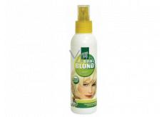 Henna Plus Natural Blond Heřmánek zesvětlující sprej pro blond až světle hnědé vlasy 150 ml