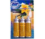 Air Menline Limber Twist Happy spray osvěžovač vzduchu náhradní náplň 3 x 15 ml