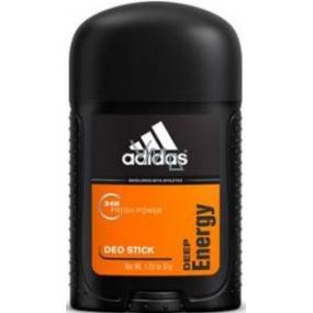 Adidas Deep Energy antiperspirant deodorant stick pro muže 51 g