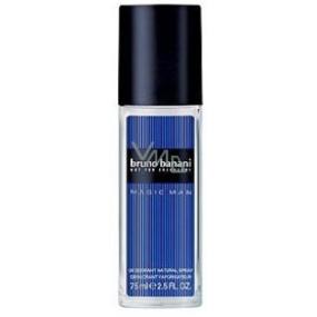Bruno Banani Magic parfémovaný deodorant sklo pro muže 75 ml