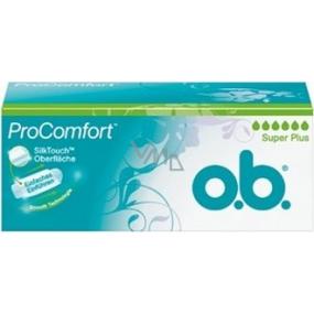 o.b. Pro Comfort Super Plus tampony 16 kusů