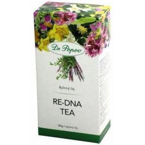 Dr.Popov Re-dna tea bylinný čaj pro odvod tekutin 50 g