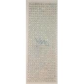 Albi Samolepící kamínky duhové 5 mm 462 kusů
