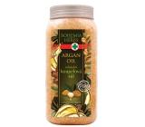 Bohemia Gifts & Cosmetics Arganový olej Relaxační koupelová sůl 900g