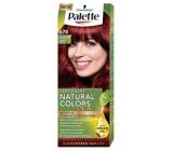 Schwarzkopf Palette Permanent Natural Colors Creme barva na vlasy 678 Granátově červený