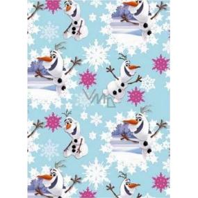 Disney Frozen Balicí papír Olaf 70 x 200 cm