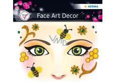 Herma Face Art Decor Tetování na obličej 15304