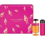 Prada Candy parfémovaná voda pro ženy 50 ml + tělové mléko 75 ml, dárková sada 2017