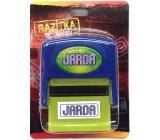 Albi Razítko se jménem Jarda 6,5 cm × 5,3 cm × 2,5 cm