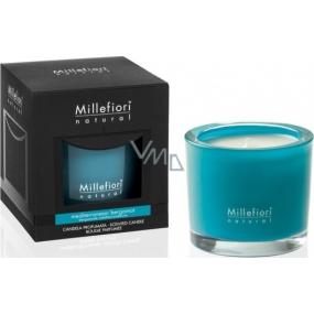 Millefiori Natural Mediterranean Bergamot - Str?edomor?sky? bergamot Vonná svíčka hoří až 60 hodin 180 g