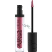 Catrice Generation Matt Comfortable Liquid Lipstick tekutá rtěnka 060 Blushed Pink 5 ml