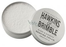 Hawkins & Brimble krém na holení pro muže s jemnou vůní elemi a ženšenu 100 ml