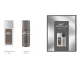 David Beckham Beyond parfémovaný deodorant sklo pro muže 75 ml + deodorant sprej 150 ml, dárková sada