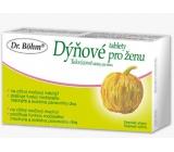 Dr. Bohm Dýňové tablety pro ženu s citlivým močovým měchýřem 30 tablet SLEVA zár.10/2019