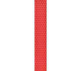 Ditipo Balicí papír červený s trojúhelníky 100 x 70 cm 2 kusy