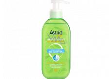 Astrid Sun Ledově chladivý gel po opalování s Aloe Vera 200 ml dávkovač