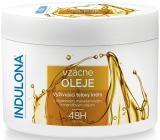 Indulona Vzácné oleje vyživující tělový krém pro suchou pokožku 250 ml