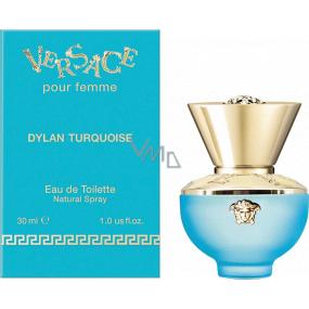 Versace Dylan Turquoise toaletní voda pro ženy 30 ml