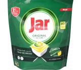 Jar Original All in One Lemon kapsle do myčky nádobí 80 kusů