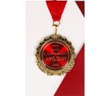 Albi Papírové přání do obálky Přání s medailí - 60 let
