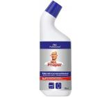 Mr. Proper 3v1 WC čistící prostředek na toaletní mísy 750 ml