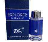 Montblanc Explorer Ultra Blue parfémovaná voda pro muže 4,5 ml