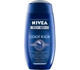 Nivea Men Cool Kick sprchový šampon 250 ml