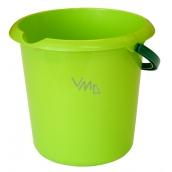 Spokar Green Line vědro s výlevkou zelené plastové10 litrů GL12