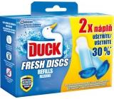 Duck Fresh Discs čistič Wc Mořská vůně náhradní níplň 2x36 ml