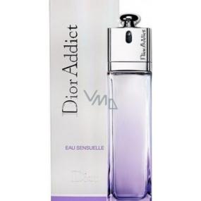 Christian Dior Addict Eau Sensuelle toaletní voda pro ženy 100 ml