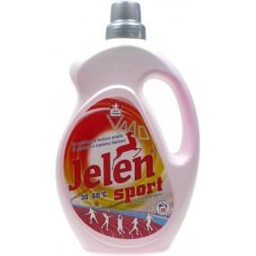 Jelen Sport tekutý prací prostředek na sportovní a funkční prádlo 20 dávek 1,5 l