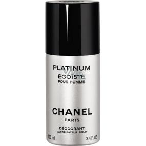 Chanel Egoiste deodorant sprej pro muže 100 ml