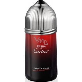 Cartier Pasha Edition Noire Sport toaletní voda pro muže 100 ml Tester
