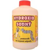 Labar Hydroxid sodný louh čistič odpadů 1 kg