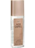 Naomi Campbell Naomi Campbell parfémovaný deodorant sklo pro ženy 75 ml
