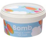 Bomb Cosmetics Mango a Vanilka maska na vlasy 210 ml