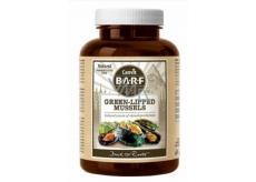 Canvit Barf Green-lipped Mussel doplňkové krmivo pro psy podporující regeneraci chrupavky a kloubového mazu 180 g
