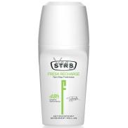 Str8 Fresh Recharge kuličkový antiperspirant deodorant roll-on pro muže 50 ml