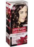 Garnier Color Sensation barva na vlasy 4.15 Ledově kaštanová