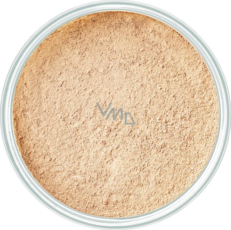 Artdeco Mineral Powder Foundation minerální pudrový make-up 4 Light Beige 15 g