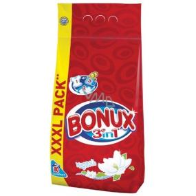 Bonux Magnolia 3v1 prací prášek 80 dávek 5,6 kg