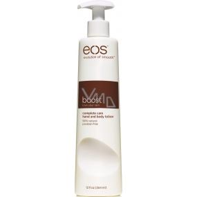 Eos Boost Complete Care Hand & Body Lotion hydratační tělové mléko 354 ml