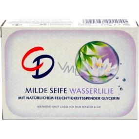 CD Wasserlilie s glycerinem toaletní mýdlo 125 g