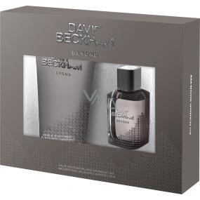 David Beckham Beyond toaletní voda pro muže 40 ml + sprchový gel 200 ml, dárková sada