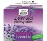 Bione Cosmetics Levandule zjemňující pleťový krém 51 ml
