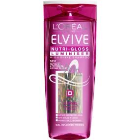 Loreal Paris Elseve Nutri Gloss Luminizer šampon pro oslnivý lesk 250 ml